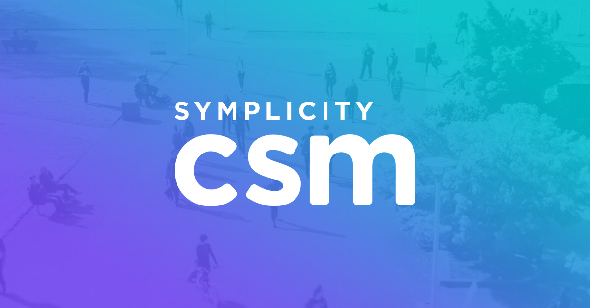 Symplicity CSM
