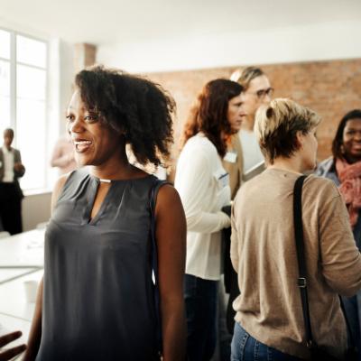 Engaging community skills