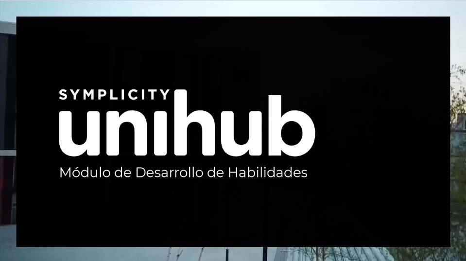 Symplicity UniHub Spanish
