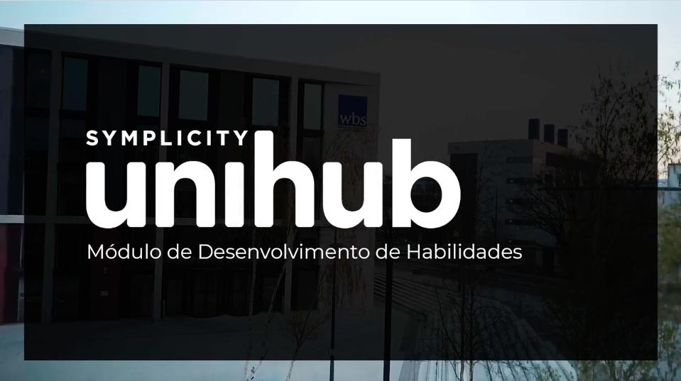 Symplicity UniHub Portuguese